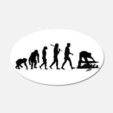 Archaeologist Wall Decal