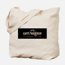 Anti-Vaxxer™ Rattlesnake Tote Bag