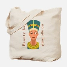 Nefertiti Beauty Tote Bag