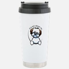 Tricolor Coton IAAM Stainless Steel Travel Mug