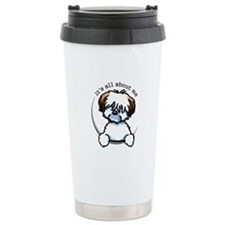 Tricolor Coton IAAM Travel Mug