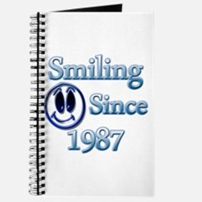 Funny Smiling faces Journal