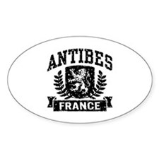 Antibes France Decal