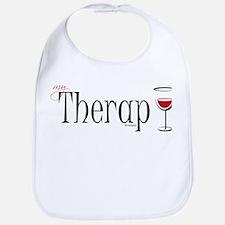 My (Wine) Therapy Bib