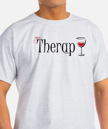 My (Wine) Therapy T-Shirt