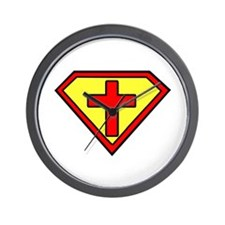 Super Christian Wall Clock