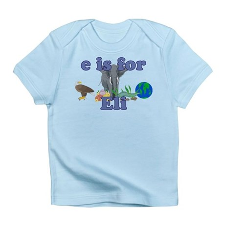 E is for Eli Infant T-Shirt