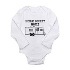 Home Sweet Home Travel Trailer Long Sleeve Infant
