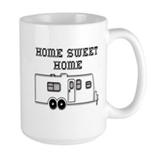 Home Sweet Home Travel Trailer Mug