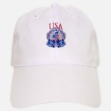 USA Women's Soccer Baseball Baseball Cap