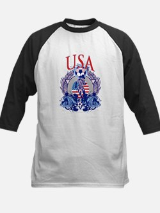 USA Women's Soccer Tee