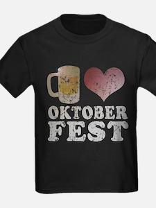 Beer love Oktoberfest T