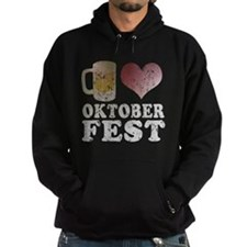 Beer love Oktoberfest Hoodie