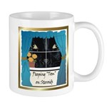 Peeping Tomcat Mug