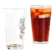 Teach's Tale Drinking Glass
