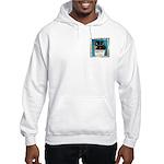 Peeping Tomcat Hooded Sweatshirt