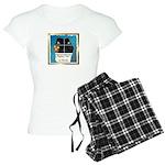 Peeping Tomcat Women's Light Pajamas
