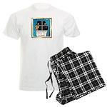 Peeping Tomcat Men's Light Pajamas