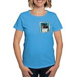 Peeping Tomcat Women's Dark T-Shirt