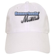 Homeschoolin' Mama Baseball Cap