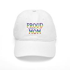 Proud Mom Baseball Cap