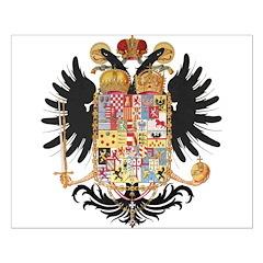 German Coat of Arms Vintage 1765 Posters