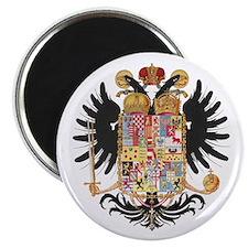German Coat of Arms Vintage 1765 Magnet