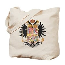 German Coat of Arms Vintage 1765 Tote Bag