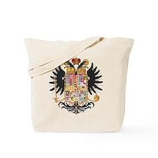 German Coat of Arms Vintage 1765 Tote Bag