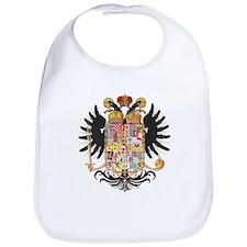 German Coat of Arms Vintage 1765 Bib