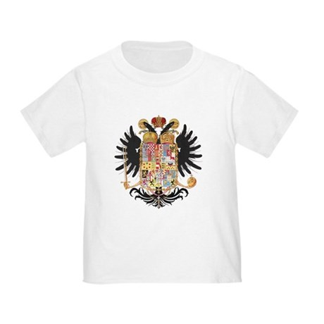 German Coat of Arms Vintage 1765 Toddler T-Shirt