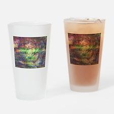 Citychemsqrl2 by Pepin Lachan Drinking Glass
