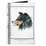 Sheltie Journals & Spiral Notebooks
