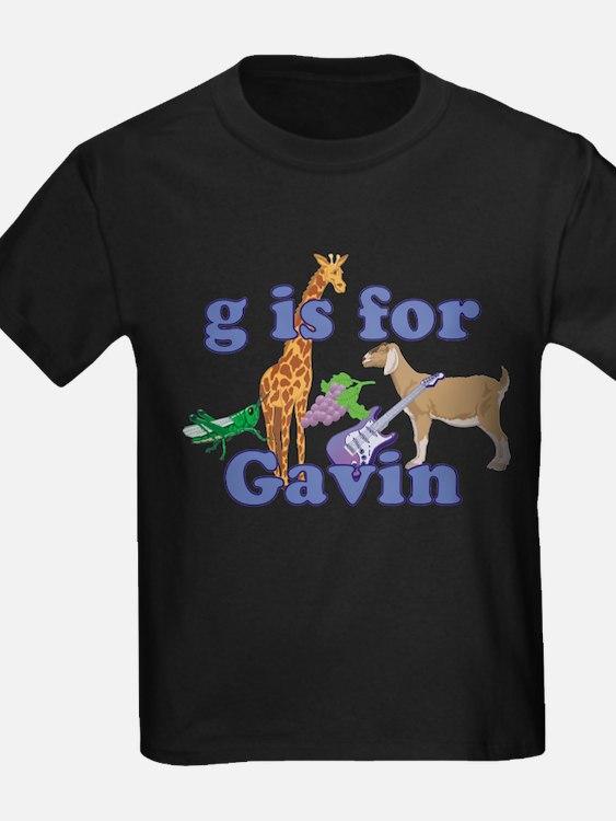 G is for Gavin T