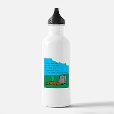 Croak Water Bottle