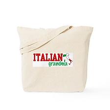 Italian Grandma Tote Bag