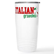 Italian Grandma Travel Mug