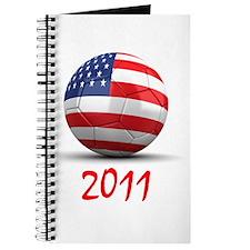 USA Soccer 2011 Journal