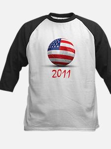USA Soccer 2011 Tee