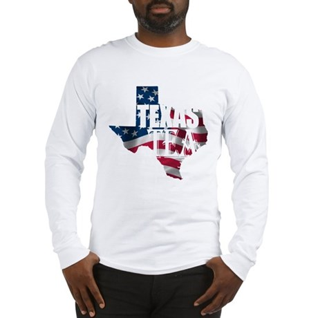 Texas Tea Long Sleeve T-Shirt