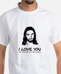 If You Don't Sin Jesus Died F Shirt