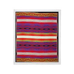 Indian Design-01bb Throw Blanket
