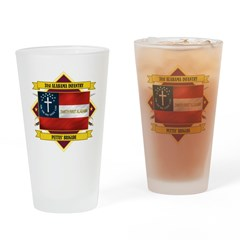 31st Alabama Infantry Drinking Glass