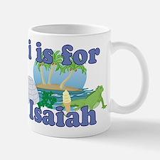 I is for Isaiah Mug