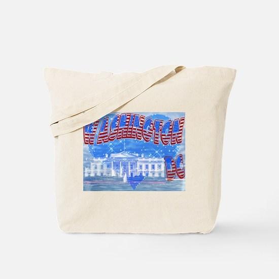 I Heart WDC Tote Bag