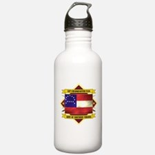 Lee's Headquarters Flag Water Bottle