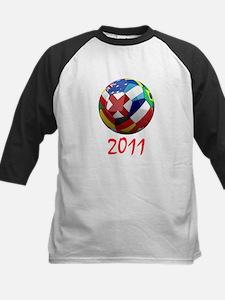 World Soccer 2011 Tee