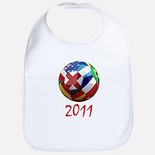 World Soccer 2011 Bib