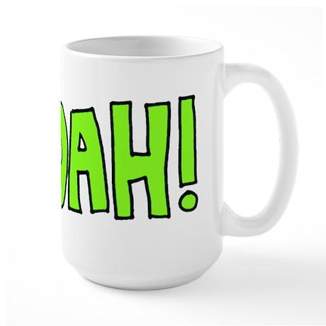Woah! Large Mug