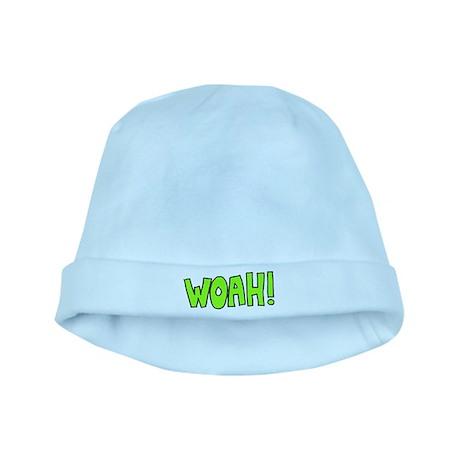 Woah! baby hat